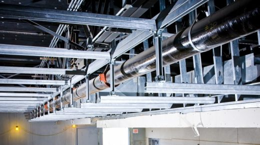 Using Dynamo to Generate Pipework Hangers