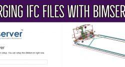 Merging IFC Files with BIMServer